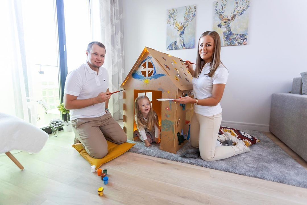 Mājiņa bērniem - Standarta