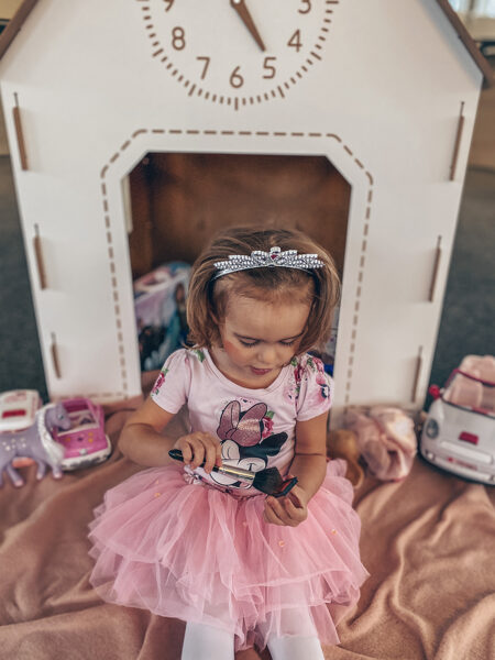 Mājiņa bērniem - Daudzfunkcionāla